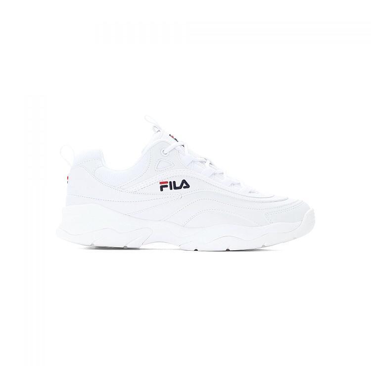 Scarpa Fila Ray Low white €99,90 Provenzi Store